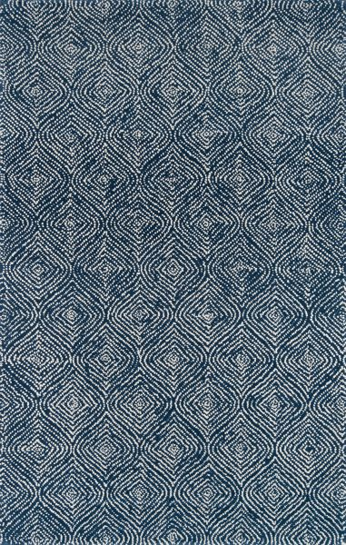 Madcap Cottage Roman Holiday Roh-1 Via Del Corso Navy 5'0″ x 8'0″ ROMNHROH-1NVY5080