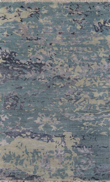 Momeni Terra Ter-1 Blue 5'0″ x 8'0″ TERRATER-1BLU5080