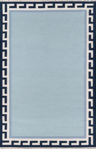 Erin Gates Thompson Tho-8 Hinkley Blue 2'3″ x 8'0″ Runner THOMPTHO-8BLU2380