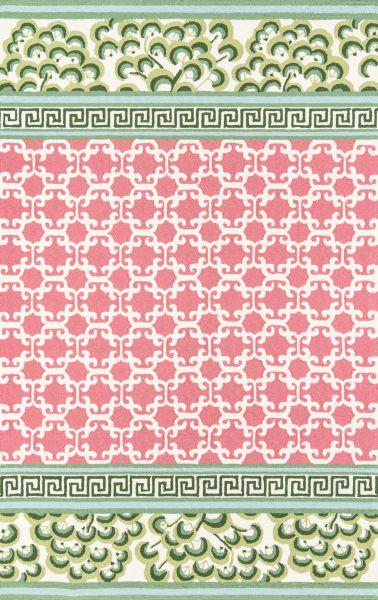 Madcap Cottage Under A Loggia Und-4 Montserrat Pink 3'9″ x 5'9″ UNDERUND-4PNK3959