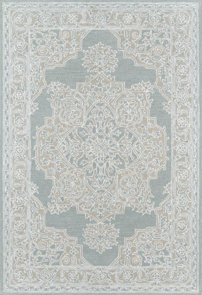 Momeni Valencia Val-1 Transitional Light Blue 2'0″ x 3'0″ VALENVAL-1LBL2030
