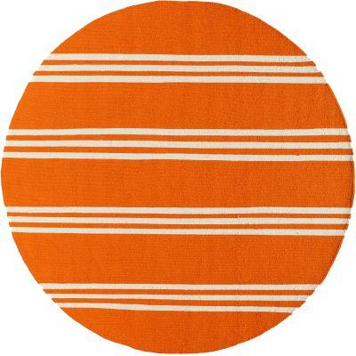 Momeni Veranda Vr-16 Tangerine 9'0″ x 9'0″ Round VERANVR-16TGR900R
