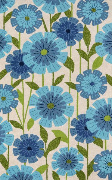 Momeni Veranda Vr-69 Blue 8'0″ x 10'0″ VERANVR-69BLU80A0