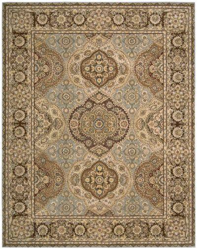 Nourison 2000 Traditional, Multicolor 2'6″ x 4'3″ 2260MLTCLR3X5