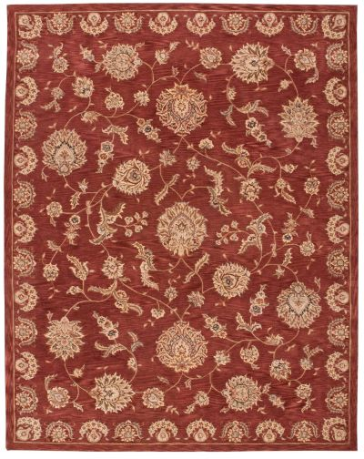 Nourison 2000 Traditional, Rust 7'9″ x 9'9″ 2421RST8X10