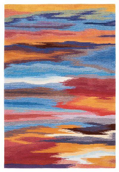Nourison Contour Modern/Contemporary, Sunset 8'0″ x 10'6″ CON78SNST8X10
