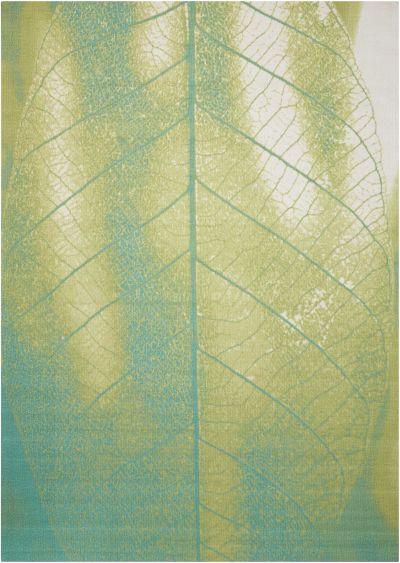 Nourison Coastal Green 5'3″ x 7'5″ CSTL4GRN5X8