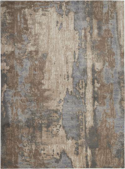 Kathy Ireland Moroccan Celebration Grey/Beige 9'3″ x 12'9″ KI386GRYBG9X13