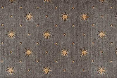 Cosmopolitan Nourison  Celestial C95f Bark Broadloom GREY 1-C95FGREYBR1309WV
