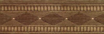 Cosmopolitan Nourison  Marquis C94b Honey Border COCOA 1-C94B043BO0008WV
