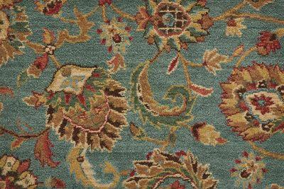 Grand Parterre Nourison  Kashan Elite Pt01 Beige Broadloom BLUE 1-PT01BLUEBR1309WV