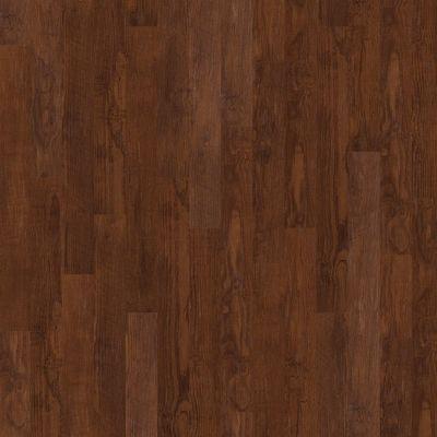 Shaw Floors Resilient Residential Merrimac Plank Russett Hickory 00601_0032V