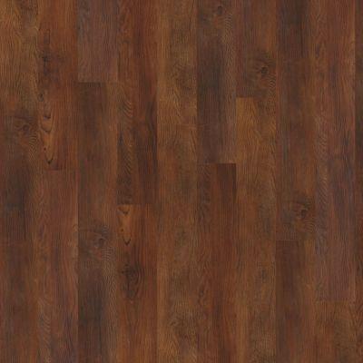 Shaw Floors Resilient Residential Metro Plank Warm Chestnut 00710_0129V