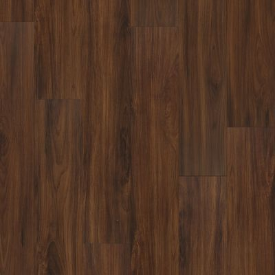 Shaw Floors Resilient Residential Prime Plank Deep Mahogany 00703_0616V