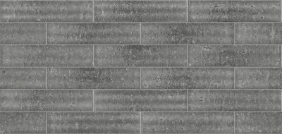 Shaw Floors Ceramic Solutions Geoscape Brick Dark Grey 00550_194TS