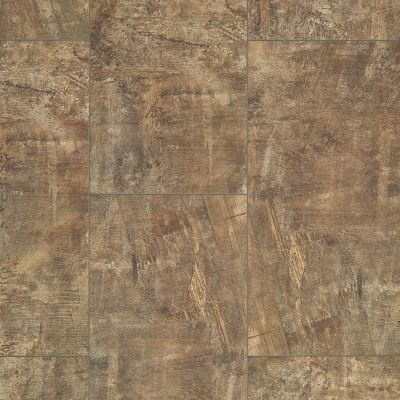 Shaw Floors Vinyl Residential Intrepid Tile Plus Rust 00611_2026V