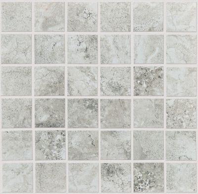 Shaw Floors Ceramic Solutions Stonework Mosaic Grey 00500_263TS