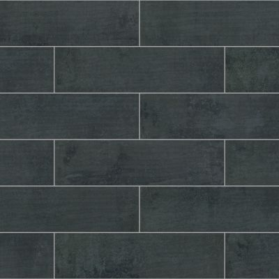 Shaw Floors Ceramic Solutions Noble 3×12 Anthracite 00550_306TS
