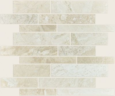 Shaw Floors Ceramic Solutions Rio Random Linear Mosaic Impero Reale 00200_CS06Z
