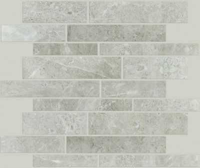 Shaw Floors Ceramic Solutions Rio RL Polished Mosaic Ritz Grey 00500_CS07Z