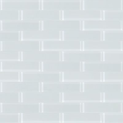 Shaw Floors Ceramic Solutions Cardinal 3×12 Glass Ice 00100_CS11Z