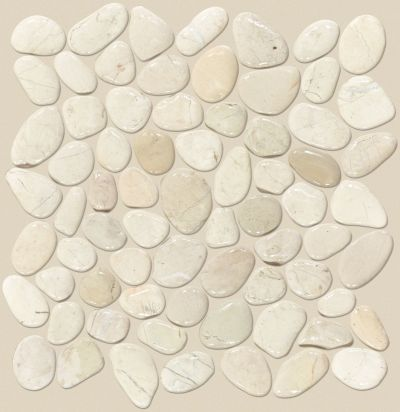 Shaw Floors Ceramic Solutions Pebble Honed Serenity 00111_CS16L