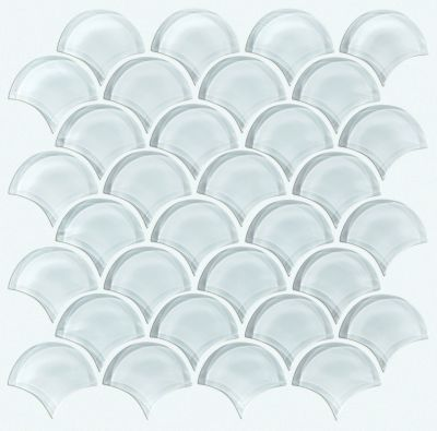Shaw Floors Ceramic Solutions Cardinal Fan Glass Mosaic Skylight 00150_CS16Z