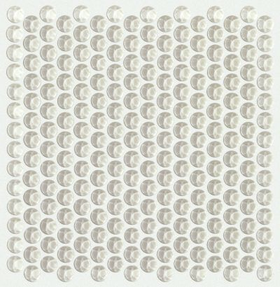 Shaw Floors Ceramic Solutions Cardinal Penny Round Glass Mos Mist 00250_CS18Z