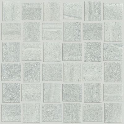 Shaw Floors Ceramic Solutions Basis Basketweave Mosaic Zinc 00190_CS22W
