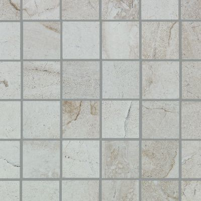Shaw Floors Ceramic Solutions Riviera Mosaic Chrome 00100_CS29P