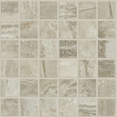 Shaw Floors Ceramic Solutions Genesis Mosaic Taupe 00750_CS29V