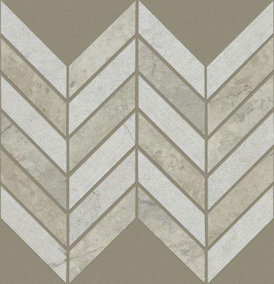Shaw Floors Ceramic Solutions Boca Chevron Thala Gray 00510_CS29X