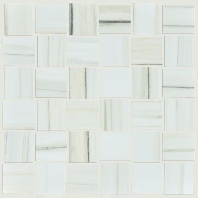 Shaw Floors Ceramic Solutions Range Mosaic Polished Zebrino 00155_CS33Z
