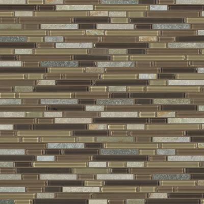 Shaw Floors Ceramic Solutions Awesome Mix Random Linear Mosa Cotton Wood 00222_CS35X