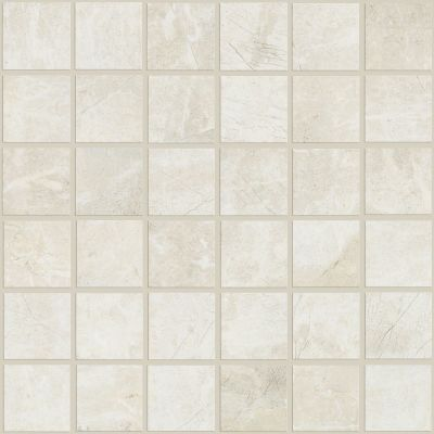 Shaw Floors Ceramic Solutions Zenith Mosaic Ivory 00100_CS40P