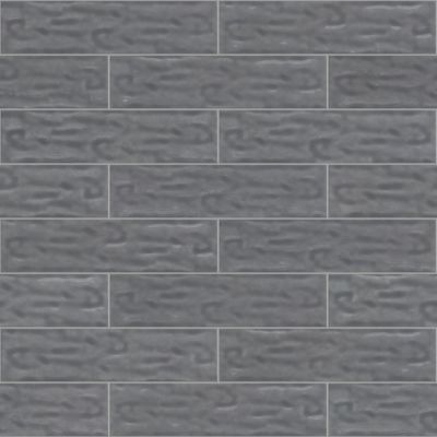 Shaw Floors Ceramic Solutions Geoscapes 4×16 Dark Grey 00550_CS44X