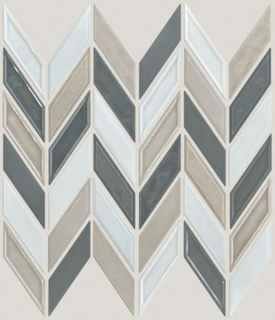 Shaw Floors Ceramic Solutions Geoscapes Chevron Warm Blend 00520_CS46X
