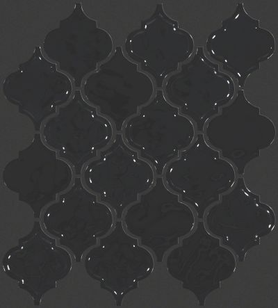 Shaw Floors Ceramic Solutions Geoscapes Lantern Black 00555_CS49V