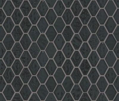 Shaw Floors Ceramic Solutions Geoscapes Diamond Black 00555_CS51V
