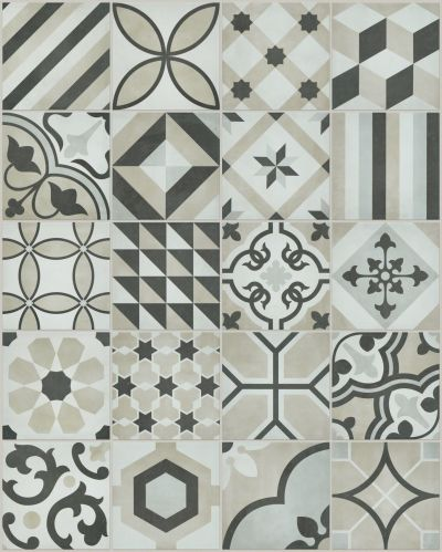 Shaw Floors Ceramic Solutions Revival Mix Pearl 00195_CS57Z