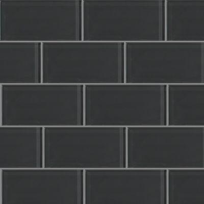 Shaw Floors Ceramic Solutions Glass Essentials 3×6 Abyss 00502_CS58J