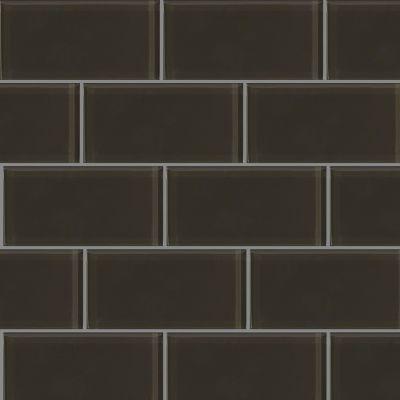 Shaw Floors Ceramic Solutions Glass Essentials 3×6 Flint 00516_CS58J