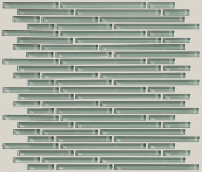 Shaw Floors Ceramic Solutions Glass Essentials Random Linear Waterline 00501_CS59J