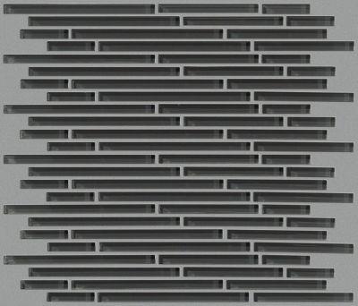 Shaw Floors Ceramic Solutions Glass Essentials Random Linear Abyss 00502_CS59J