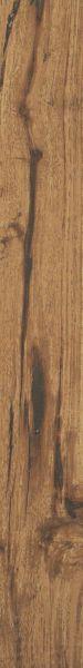 Shaw Floors Ceramic Solutions Fired Hickory Bullnose Spicebark 00220_CS63Q