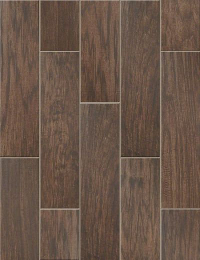 Shaw Floors Ceramic Solutions Petrified Hickory 6×24 Timeworn 00775_CS65K