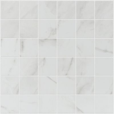 Shaw Floors Ceramic Solutions Altezza Mosaic Carrara 00150_CS87X