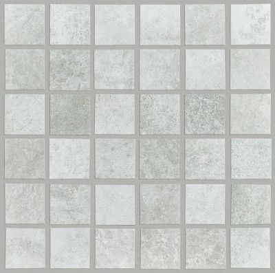 Shaw Floors Ceramic Solutions Industry Mosaic Aluminum 00150_CS89H