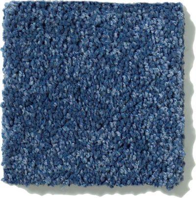 Shaw Floors Clearly Chic Bright Idea II Brilliant Blue 00402_E0505