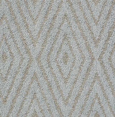 Shaw Floors Bellera Diamonds Forever Net Aquamarine 00400_E9793